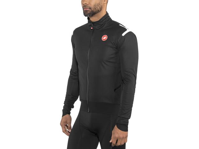 Castelli Alpha Ros Veste Homme, light black/black